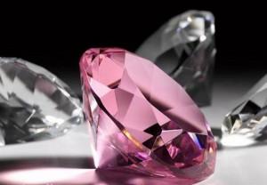 розовый топаз