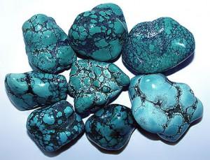камни бирюзы