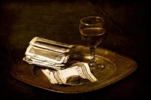 чтение заговора на деньги