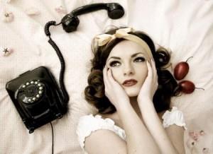 обряд на звонок любимой