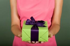подарок передаренный