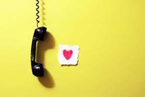 звонок любимого