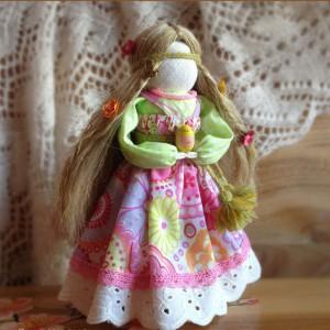 Куклы-обереги своими руками: пошаговая инструкция и полезные советы, Женский каприз
