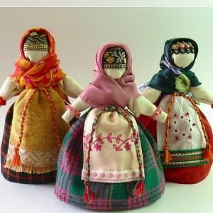 Славянские куклы-обереги: их значение и символика; как сделать своими руками красивую куколку