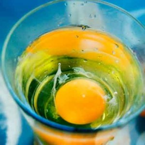 Как определить наличие порчи или сглаза по яйцу