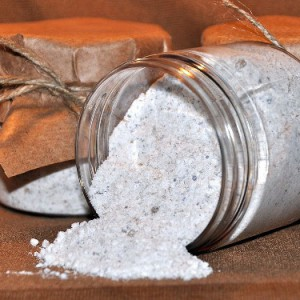 Определение сглаза солью