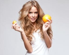 апельсин и симороны