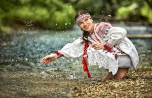славянские обереги для женщины