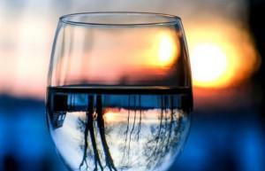 техника желаний стакан воды