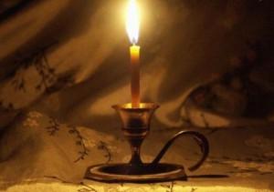 неперебиваемый оберег со свечами