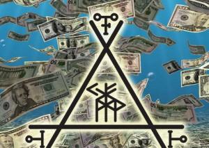 привлечение денег рунами