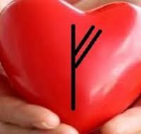 Руны для привлечения любви и брака: как они действуют при правильном нанесении?