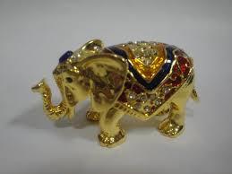 слоник в стразах