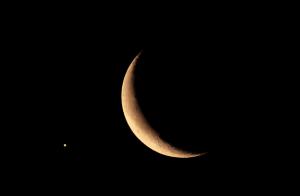 денежный ритуал на луну