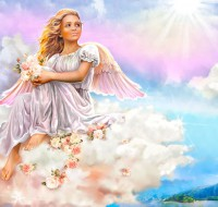 Как узнать имя своего ангела хранителя по имени и дате рождения: пример расчета