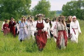 летние традиции
