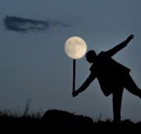 Луна в соединении с луной в синастрии: особенности расположения