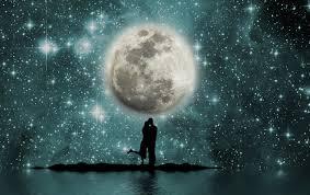 луна в соединении с луной