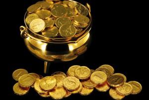 Ритуалы на растущую луну на деньги и привлечение успеха