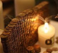 Ритуал для привлечения денег в домашних условиях:как правильно провести, чтобы забыть о безденежье