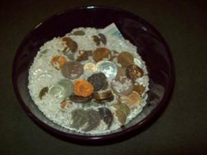 рис для ритуалов