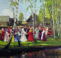Русские народные праздники и обряды и их традиции для детей и взрослых