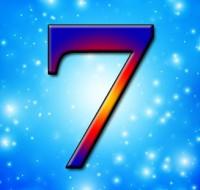 Цифра 7 в нумерологии означает самодостаточность и нравоучения