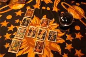 Толкование и значение карт таро в раскладе Кельтский крест