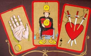 Особенности гадания на картах таро методом трех карт