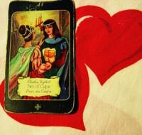 Гадание на таро на отношения, на будущее с любимым: популярные расклады