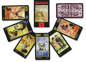 Значение карт таро манара в разных раскладах