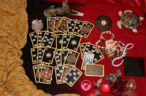 Правила гадания на картах таро на исполнение желания