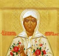 Молитвы от порчи и сглаза Матроне московской, о помощи в жизненных ситуациях
