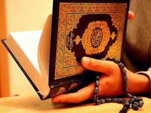 четки с молитвенником