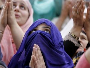 молитва мусульманок