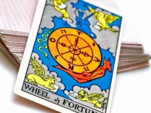 Особенности расшифровки карты таро Колесо фортуны (колесо судьбы)