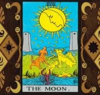 Карта таро Луна: значение Старшего Аркана в гадании