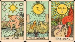 Толкование карты таро Солнце при гадании