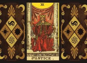 карта справедливость